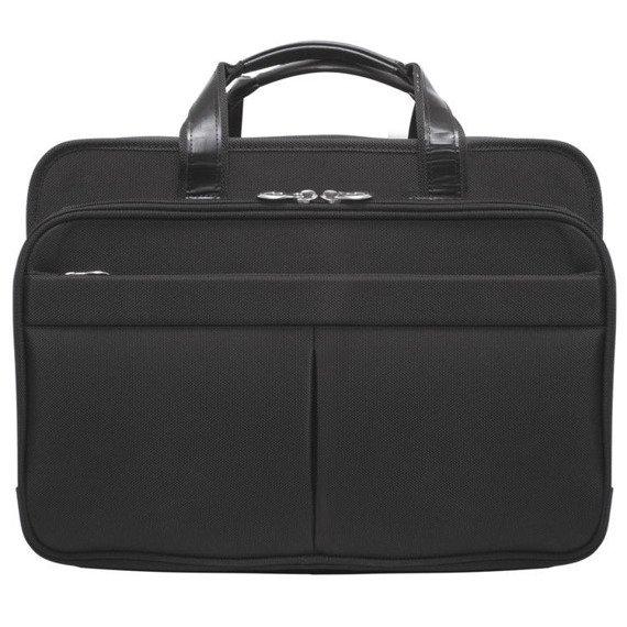 """Torba na laptopa z nylonu balistycznego Walton, kolor czarny 17"""""""